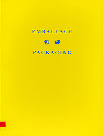 Emballage Packaging