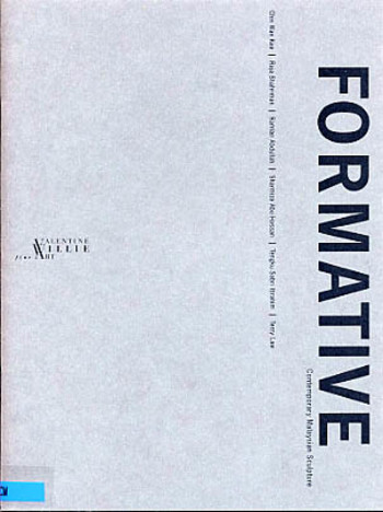 Formative: Contemporary Malaysian Sculpture