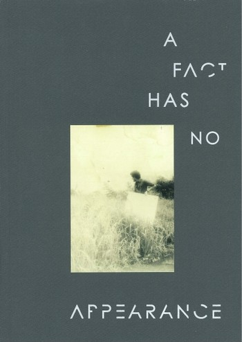 A Fact Has No Appearance: Art Beyond the Object
