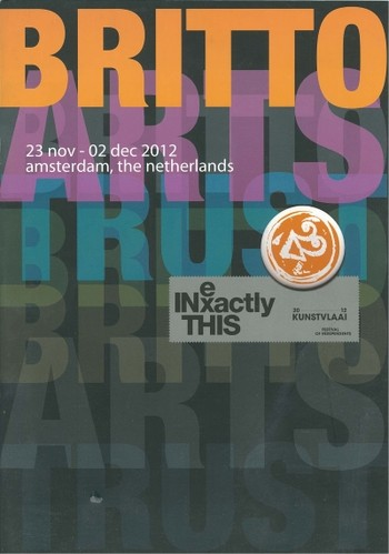 Britto Arts Trust: INexactly THIS