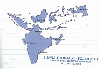 Biennale Jogja XI - Equator # 1 | Shadow Lines: Indonesia Meets India