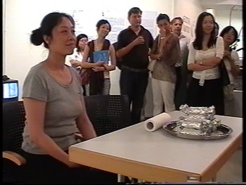 Cruel/Loving Bodies - Performance by Zheng Bo and He Chengyao