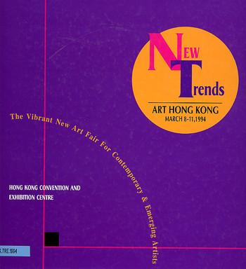 New Trends:  Art Hong Kong 1994