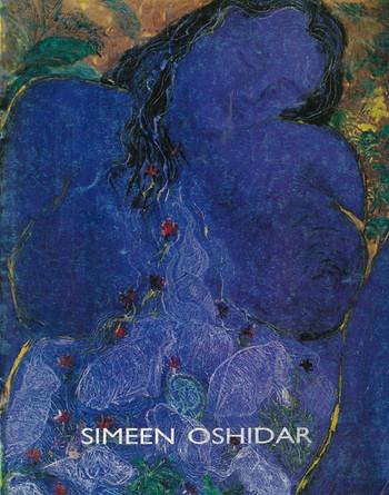 Simeen Oshidar: Glass Paintings