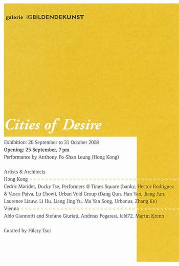 Cities of Desire