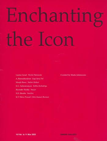Enchanting the Icon