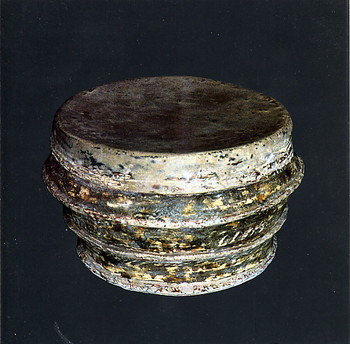 Lacquered Pottery by Yen Kwai-Ching
