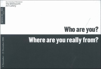 Who are you? Where are you really from?
