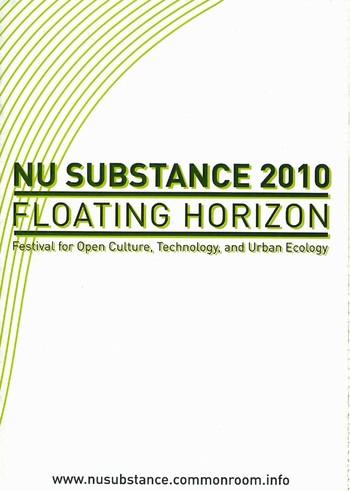 Nu Substance 2010: Floating Horizon