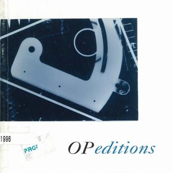 OP editions 9601
