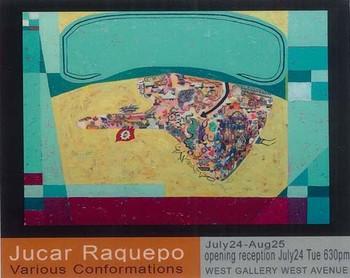 Jucar Raquepo: Various Conformations