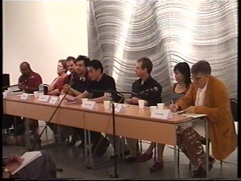 Panel Discussion - Painting Today: 'Is Painting still relevant for contemporary art practice?'