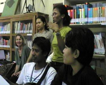 Arts Management Workshop at Cemeti Art Foundation