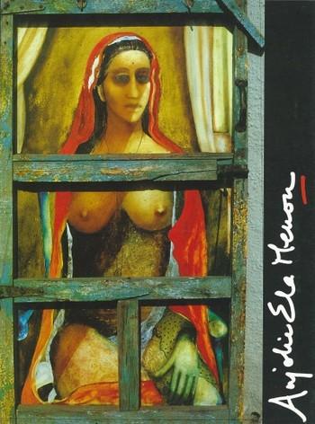 Anjolie Ela Menon: Four Decades