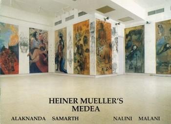 Alaknanda Samarth, Nalini Malani: Heiner Mueller's Medea