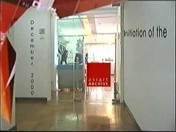Asia Art Archive Promotional Video 2003-2005