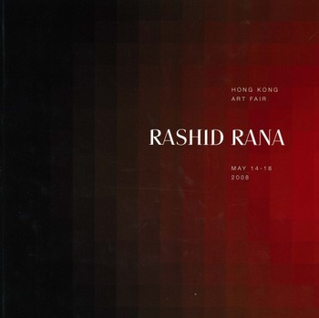 Hong Kong Art Fair: Rashid Rana