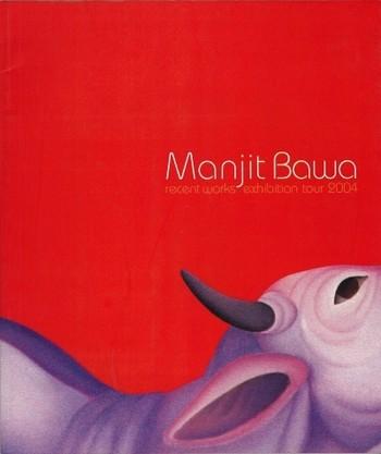 Manjit Bawa: Recent Works Exhibition Tour 2004