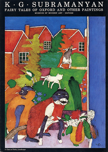 Fairy Tales of Oxford and Other Paintings