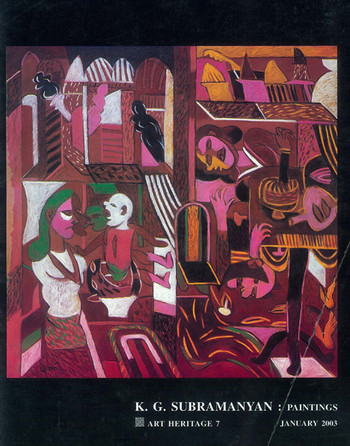 K.G. Subramanyan: Paintings