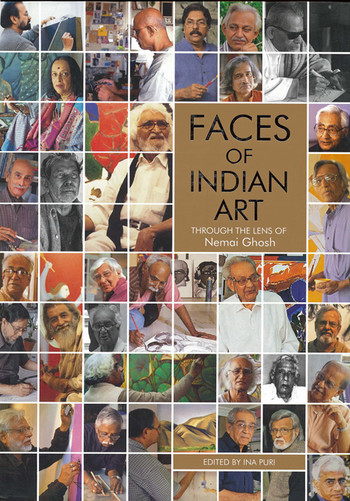 Faces of Indian Art: Through the Lens of Nemai Ghosh