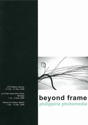 Beyond Frame: Philippine Photomedia