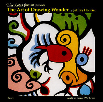 The Art of Drawing Wonder by Jeffrey Ho Kiat