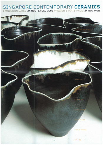 Singapore Contemporary Ceramics