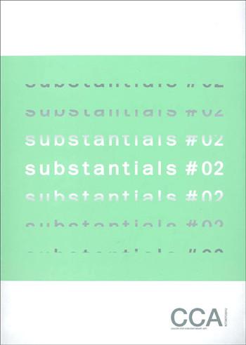 substantials #02