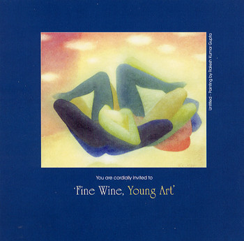 Fine Wine, Young Art