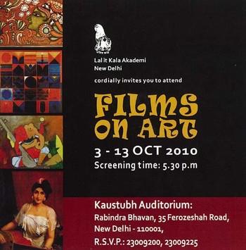 Films on Art