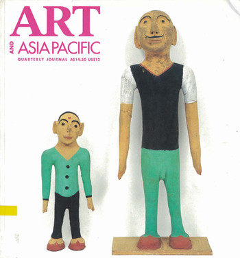 ART and AsiaPacific (Vol. 2, No. 1; Jan 1995)