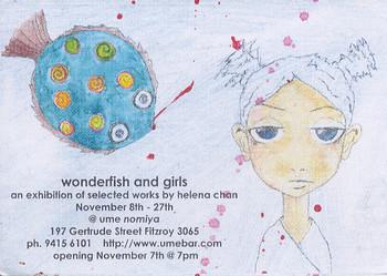 Wonderfish and Girls
