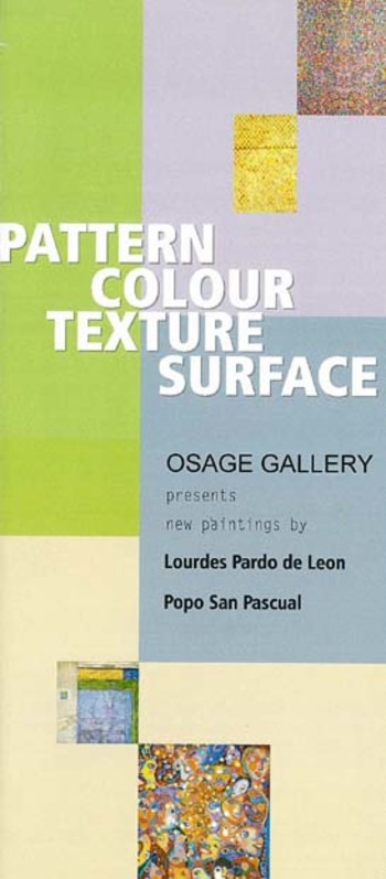 Pattern Colour Texture Surface