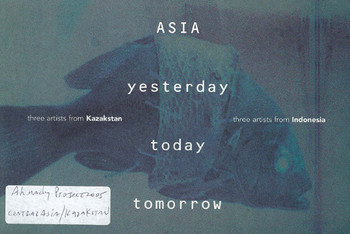 Asia yesterday, today, tomorrow