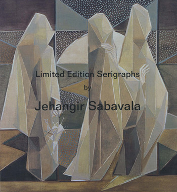 Limited Edition Serigraphs by Jehangir Sabavala