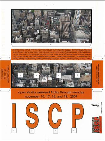 Open Studio Weekend November 2007: International Studio & Curatorial Program