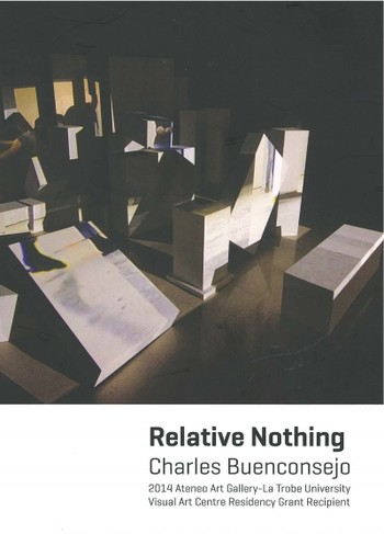 Relative Nothing: Charles Buenconsejo