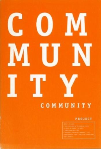 Community, Community