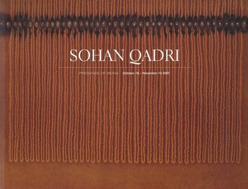 Sohan Qadri: Presence of Being