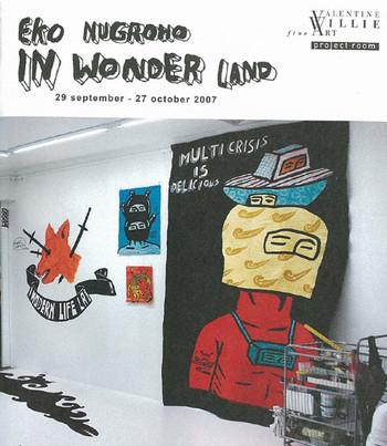 Eko Nugroho: In Wonder Land
