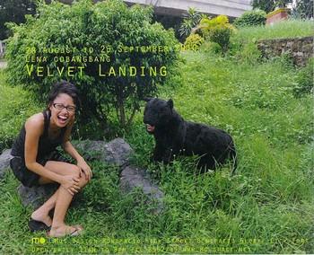 Lena Cobangbang: Velvet Landing