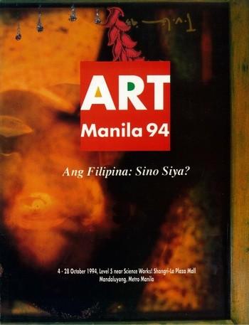 Art Manila '94: Ang Filipina: Sino Siya?