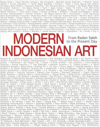 Modern Indonesian Art: From Raden Saleh to the Present Day