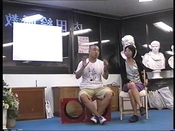 NIPAF '06 Artists' Talk at Kumagaya