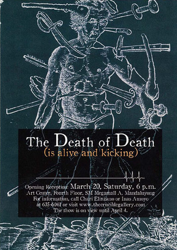 The Death of Death (Is Alive and Kicking)