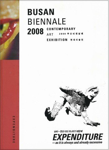 Busan Biennale 2008: Contemporary Art Exhibition: Expenditure