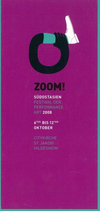 Zoom!: Sudostasien Festival Der Performance Art 2008