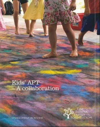 Kid's APT - A collaboration