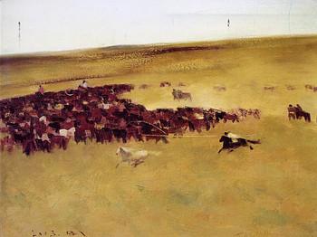 Oil Paintings by Yang Gang